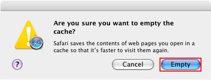 how to clear your web browser cache