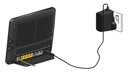 Zyxel Vmg8924 Setup Guide John Lewis Broadband