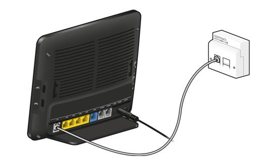 ZyXEL VMG8924 setup guide — John Lewis Broadband